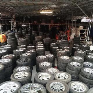 格安中古タイヤ専門店、大府市