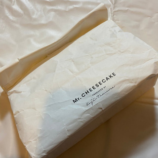 ミスターチーズケーキ 保冷袋