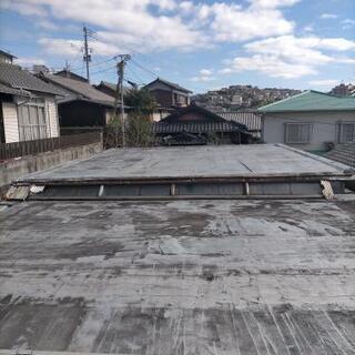 戸建RC 屋上防水