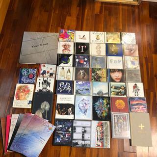 RADWIMPSのCD、DVD