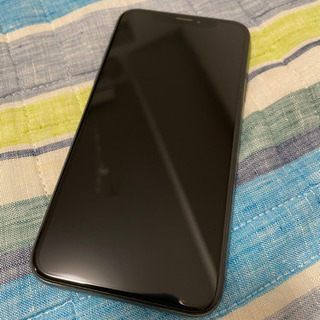 【ネット決済・配送可】【お取引中】iPhoneX 256GB s...