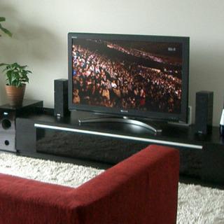 東芝 REGZAレグザ液晶テレビ42v、HDD、ホームシアターセット