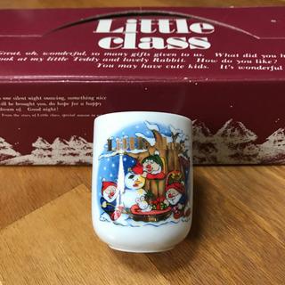 サンタクロース マグカップ、茶碗、湯呑みセット − 富山県