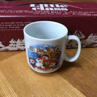 サンタクロース マグカップ、茶碗、湯呑みセット - 射水市