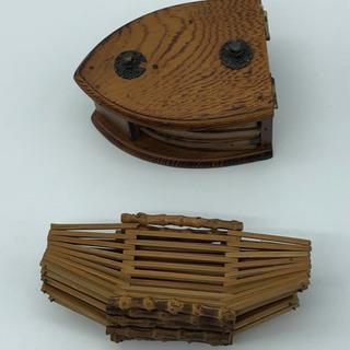 ◆コースター&竹おしぼりセット◆