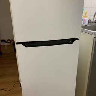 冷蔵庫 白い 2016年製