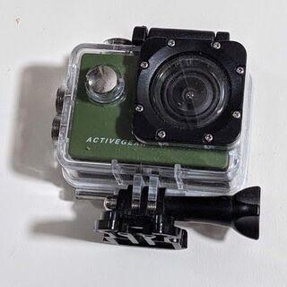 【中古】フルHDアクションカメラ