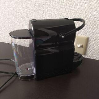 Nespresso inissia  D40BK ネスプレ…