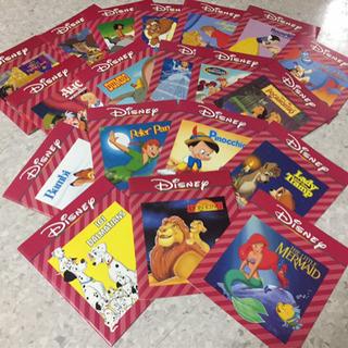 取引決定!ディズニー英語CD絵本セット