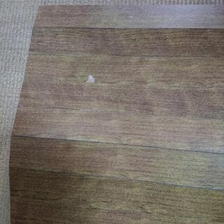 ウッドカーペット - 家具