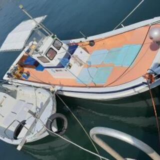 ◆船の 電気系統・エンジンに強い方 を募集◆  魚群探知機…