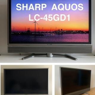 ■SHARP 45インチ 液晶テレビ AQUOS アクオス LC...