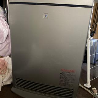 【値下げ】リンナイ ガスファンヒーター(空気清浄機能付き)