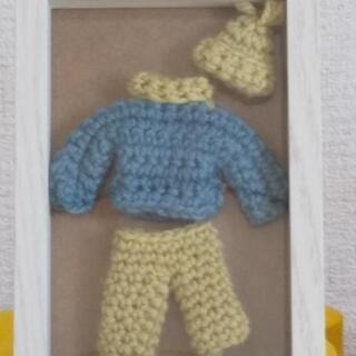 編み物をしながら悩みを解決!