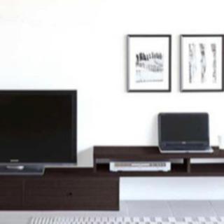 美品テレビボード台