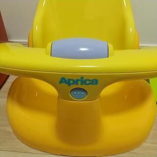 アップリカ(Aprica) バスチェアー 新生児から はじ…