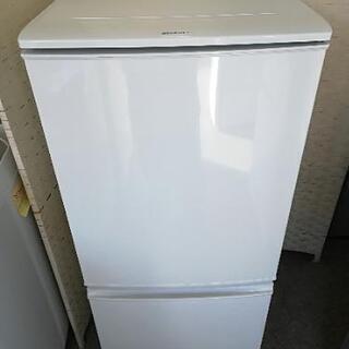【送料・設置無料】⭐シャープ⭐137L⭐冷蔵庫美品⭐洗濯機…