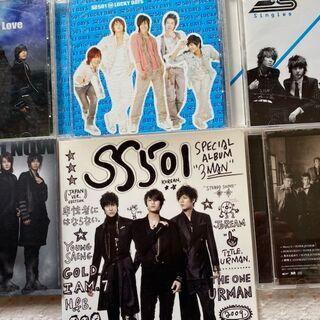 【無料CD】韓流男性アイドル SS501/SUPER JUNIOR