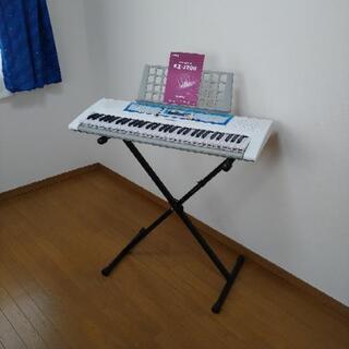⭐【説明書付き】YAMAHA EZ-J200 電子ピアノ