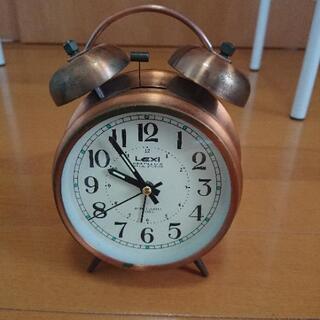 レトロ目覚まし時計