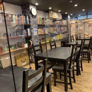 Go To Eat(ゴートゥイート)対象店舗!ボードゲームカフェ...
