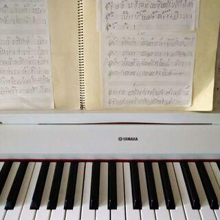 札幌市でピアニストさんを募集しています。