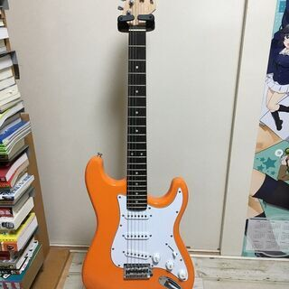 【ネット決済】selder ストラトタイプ ギター 中古