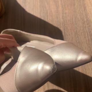 女性 バンブス 24.5 abcmart購入 - 靴/バッグ