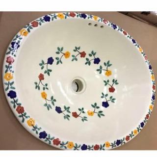 メキシコ 洗面ボウル 洗面 洗面台 ボウル 陶器