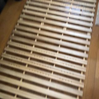 【ネット決済】折畳式すのこベット