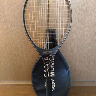 硬式テニスラケット ECSPORT