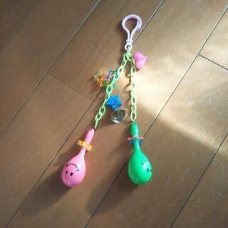 鳥用の音の出るおもちゃ2