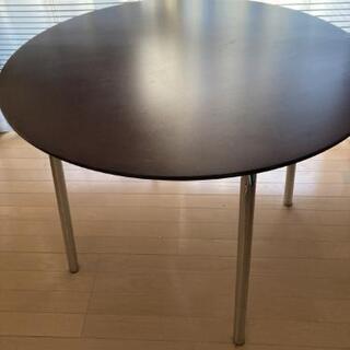 【カフェテーブル】ニトリ