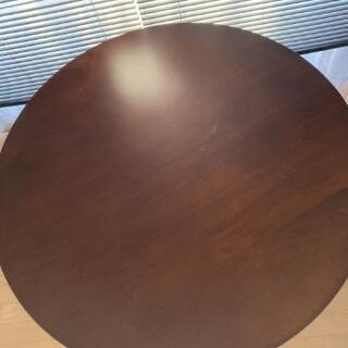 【カフェテーブル】ニトリ - 防府市
