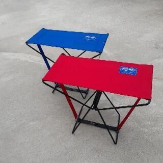 【USED】アウトドアプロダクツの折り畳みイス 2脚セット