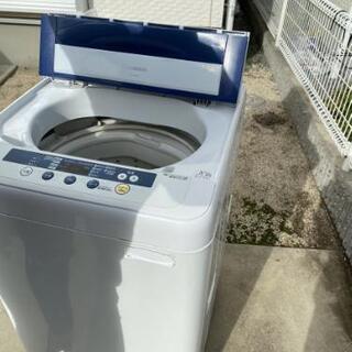 無料☆洗濯機(^^)