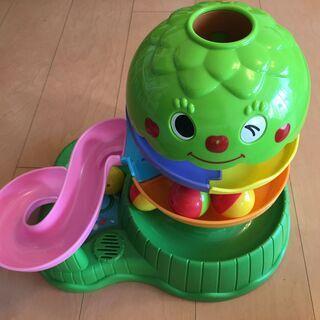 中古 おもちゃ コンビ コロコロの木DX