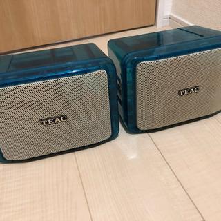 TEAC ティアック S-110-MS スケルトンBOXスピーカ...