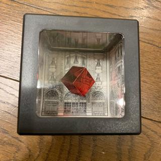 アート 貯金箱 7センチ正方