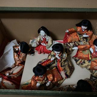 *7段飾りの雛人形お譲りします*