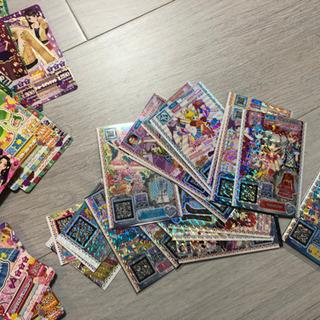 プリパラ プリチケ キラカード 約100枚 − 千葉県