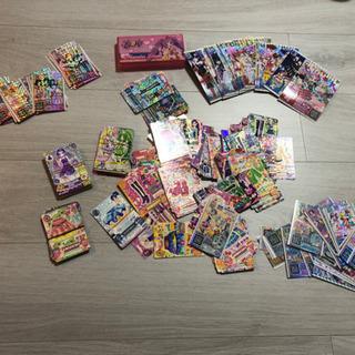 プリパラ プリチケ キラカード 約100枚 - 千葉市