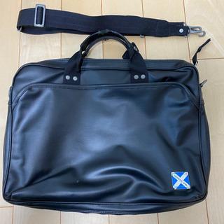 【美品】PORTER ポーター ラゲッジレーベル 黒ビジネスバッグ