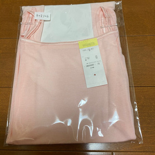 VASSARETTE キャミソール(Mサイズ・日本製)サーモンピンク