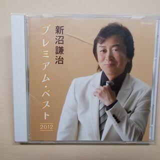 新沼謙治 CD