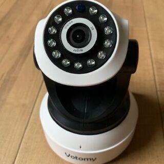 【お取引中】新品未使用 ネットワークカメラ  見守りカメラ 防犯カメラ 室内の画像