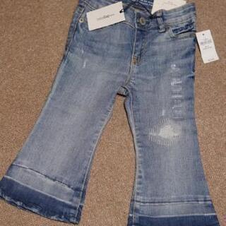 【ネット決済・配送可】gapジーンズ90新品