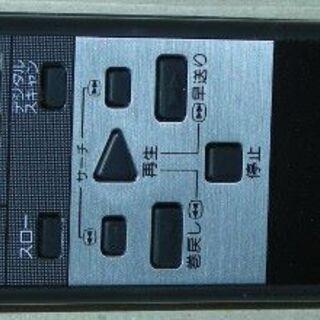 値下げ EDV-5000用リモコン RMT-166 美品