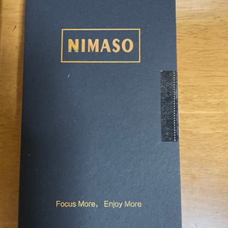 NIMASO iphone12/12pro用ガラスフィルム