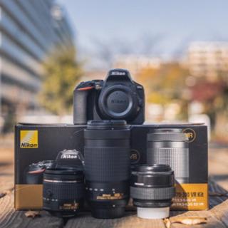 一眼レフカメラ(NIKON)